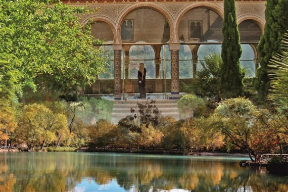 GUIDED TOUR TO ANNA ALMOHAD WATERS & SMALL ALHAMBRA