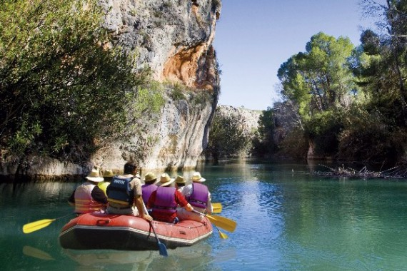 GUIDED TOUR TO CALASPARRA & THE CANYON OF LOS ALMADENES