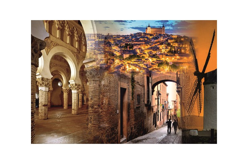 GUIDED TOUR TO TOLEDO & CONSUEGRA: FROM WINDMILLS TO 3 CULTURES.