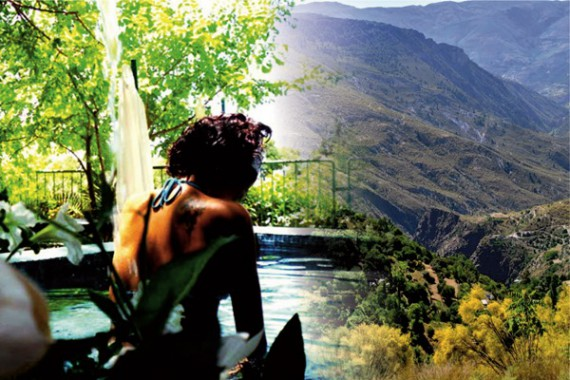 GUIDED TOUR TO LANJARON SPA: AIR & NATURE IN ALPUJARRAS.