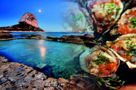 GUIDED TOUR TO CALPE, THE SEAFOOD CITY