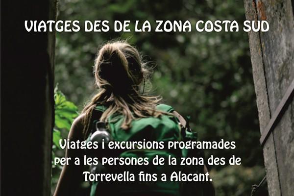 VIATGES DES DE LA ZONA COSTA SUD