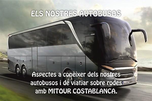 NOSTRES AUTOBUSOS